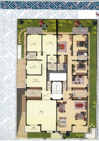 Sell Apartment - in The Fifth Compound - New Cairo - 220 meter - 1350000 Egyptian pound