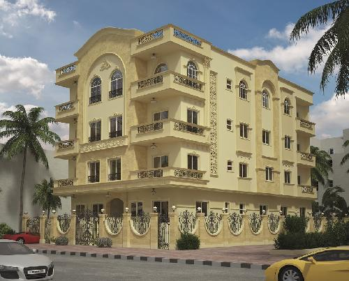 Sell Apartment - in The Fifth Compound - New Cairo - 170 meter - 918000 Egyptian pound