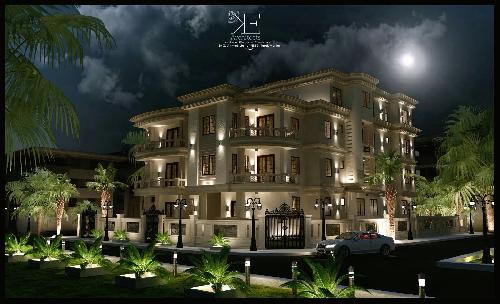 Sell Apartment - 4 Rooms - in The Fifth Compound - New Cairo - 210 meter - 1155000