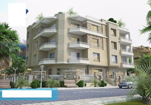 Sell Apartment - in The Fifth Compound - New Cairo - 164 meter - 5300 Falkland Islands pound