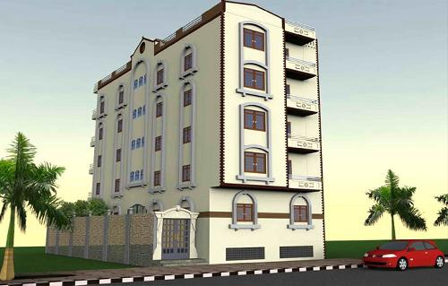 Sell Apartment - 3 Rooms - 6th October - 130 meter - 350000 Egyptian pound