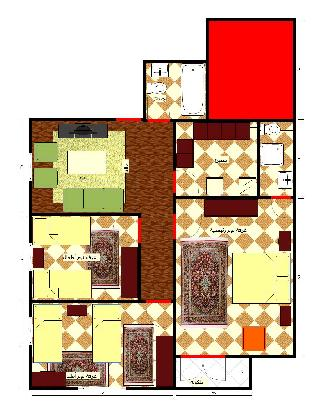 Sell Apartment - 2 Rooms - in Al Hai Al Thani - 6th October - 120 meter - 300000 Egyptian pound
