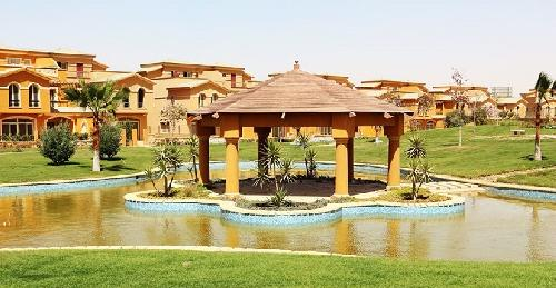 Villa in Dyar,New Cairo Overlooking Lakes and landscape  /  Sell Chalet - 3 Rooms - Cairo - 475 meter - 6300000 Egyptian pound