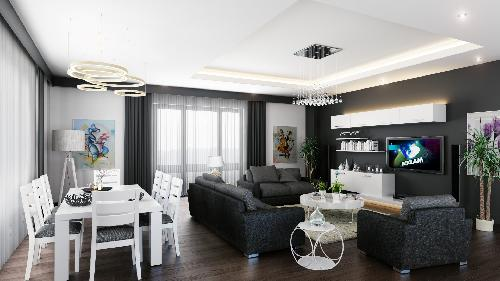 Sell Apartment - in Kumkapi District - Istanbul - 60 meter - 53000 United States dollar