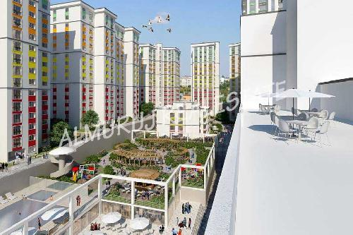 Sell Apartment - 1 Rooms - in Kumkapi District - Istanbul - 87 meter - 75000 United States dollar
