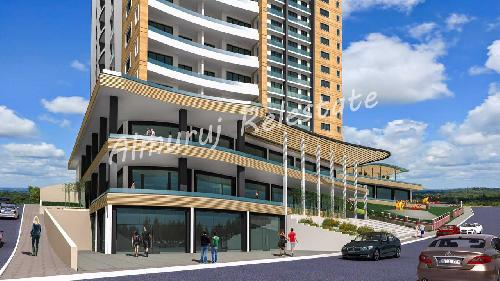 Sell Apartment - 1 Rooms - in Kumkapi District - Istanbul - 54 meter - 57000 United States dollar