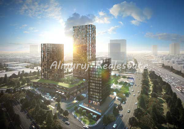 Sell Apartment - in Kumkapi District - Istanbul - 40 meter - 95000 United States dollar