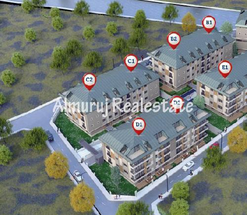 Sell Apartment - Istanbul - 110 meter - 130000 United States dollar